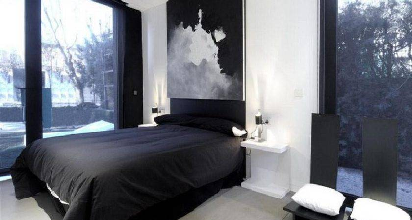 Decoration Cool Room Guys White Wall