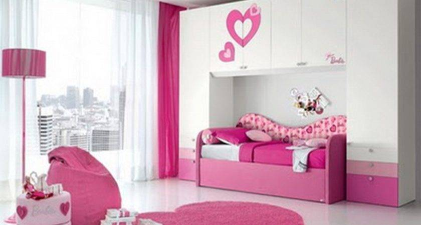 Decoration Cute Room Decor Ideas Teenage Girl