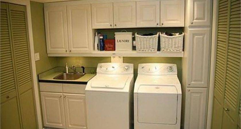 Decoration Laundry Room Cabinets