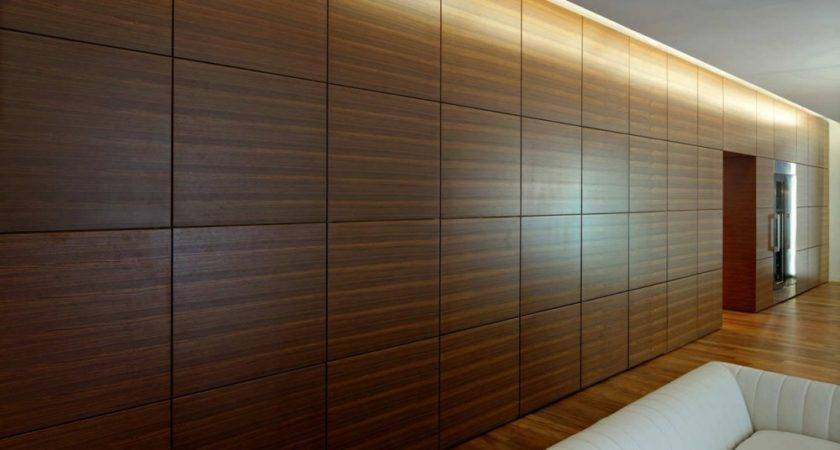 Decorations Nature Inspired Wood Feature Wall