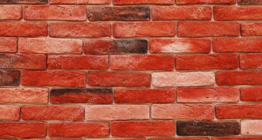 Decorative Bricks Wall Varbenov