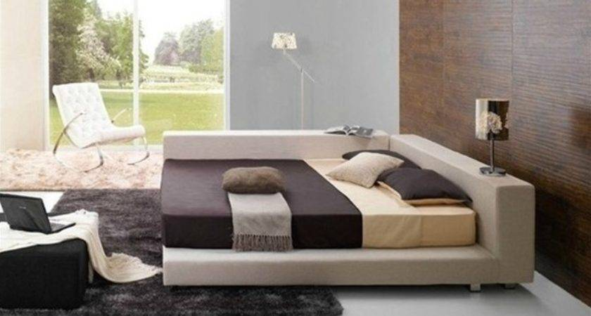 Deion Contemporary Bed Frame Beds Miami