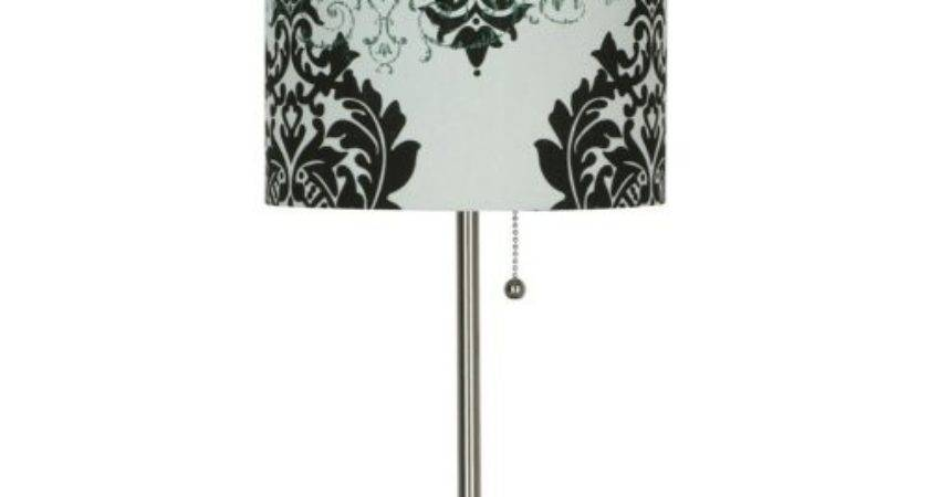Delightful Damask Pretty Lamps Your Living Room