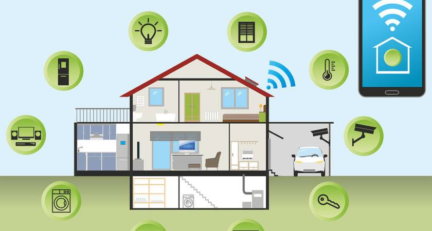Design Smart Home Automation System