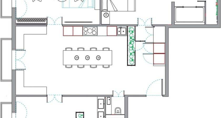Design Your Own Kitchen Layout Peenmedia