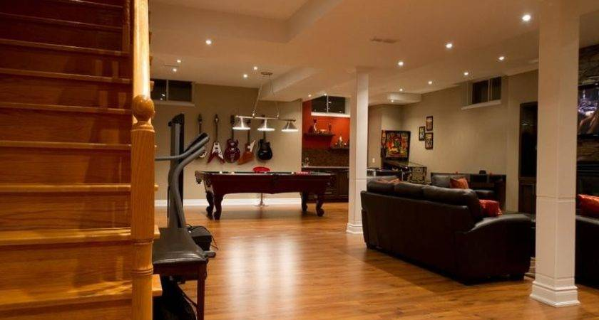 Designing New Basement Room Decoration Your Dream Home