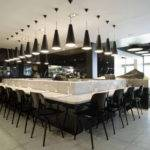 Designs Modern Restaurant Bar Design Iroonie