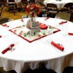 Destination Craft Christmas Party Table