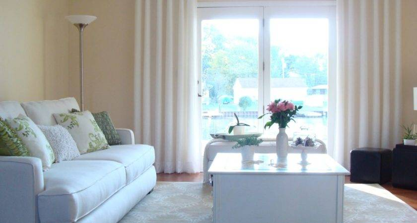 Different Living Room Window Treatments