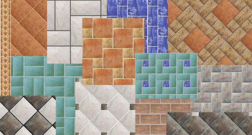 Different Tile Patterns