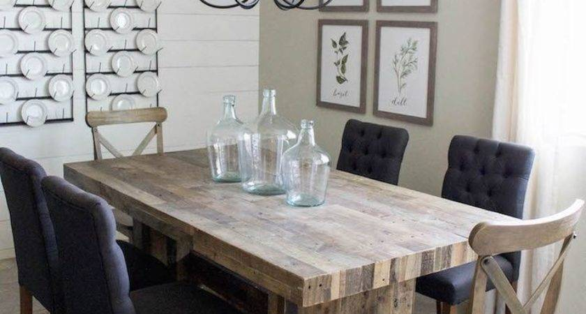 Dining Room Antique Farmhouse Tables