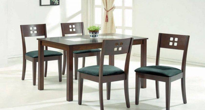 Dining Room Sets Glass Modern Top Table Set