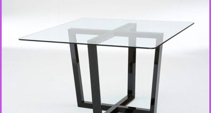 Dining Table Design Glass Top Homedesignq