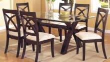 Dining Table Glass Sets