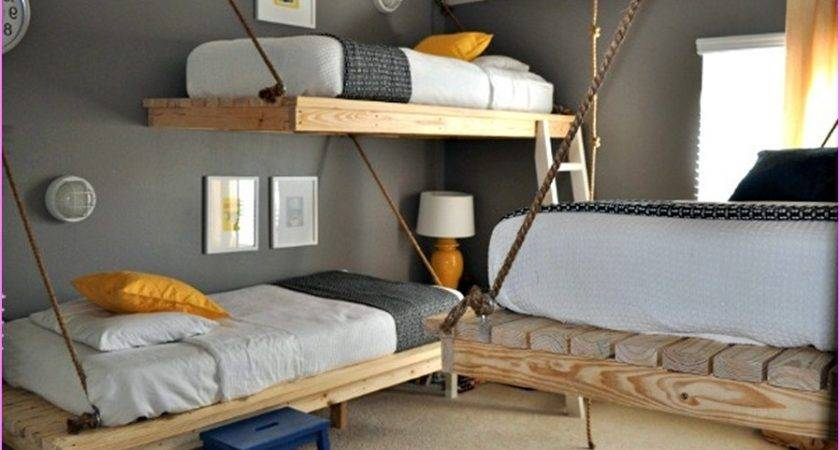 Diy Bunk Bed Designs Ideas Small Rooms