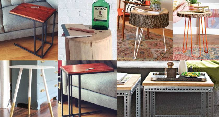 Diy End Table Ideas Top Easy Cheap Projects Froy Blog