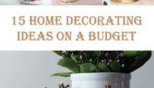 Diy Home Decorating Ideas Budget Diys