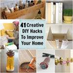 Diy Ideas Improve Your Home Yourself Ideaz