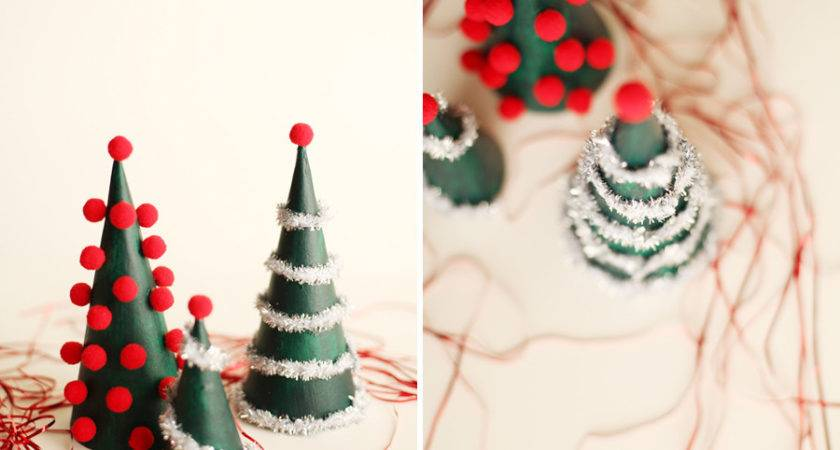 Diy Modern Christmas Tree Decorations Alyssa Carla
