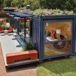 Diy Single Container Homes Cabins Around
