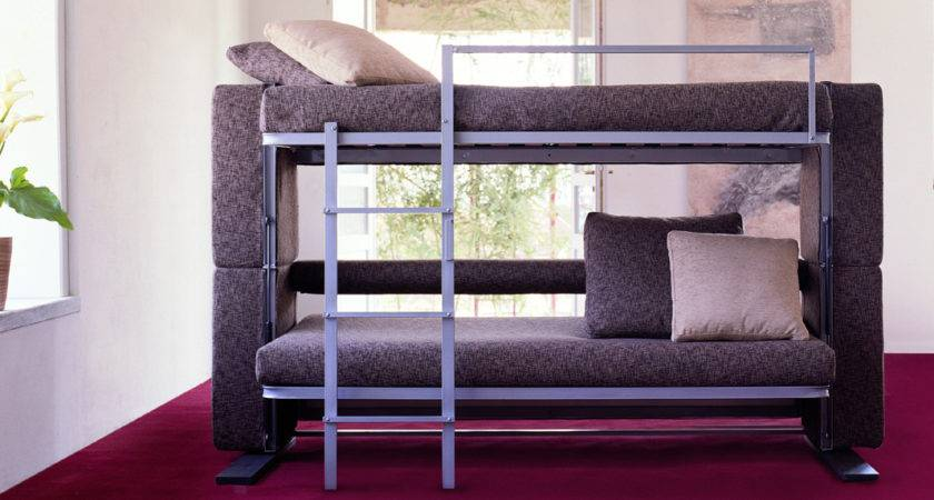Doc Sofa Bed Converts Bunk Two
