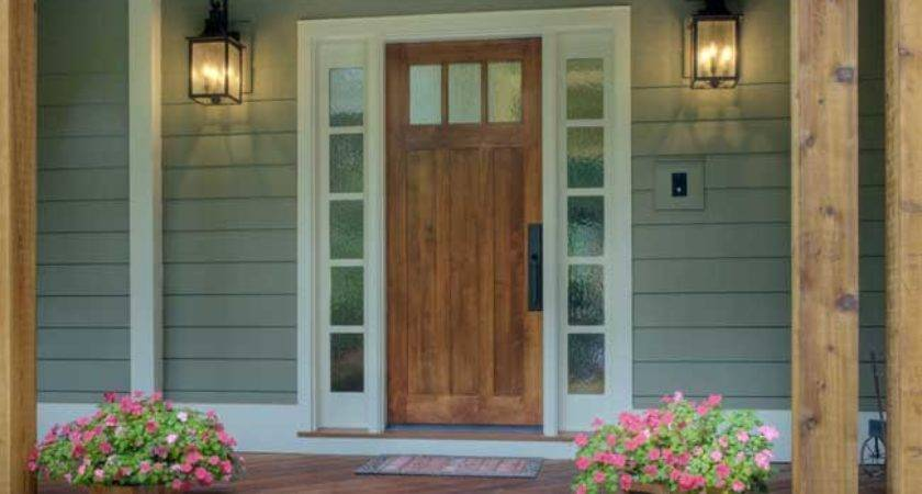 Doors Sidelights Cheap Front