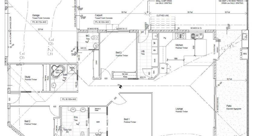 Draw Floor Plan Scale Rare Drawing House Plans Home