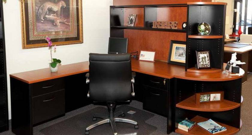 Dream Beautiful Home Office Furniture Homes