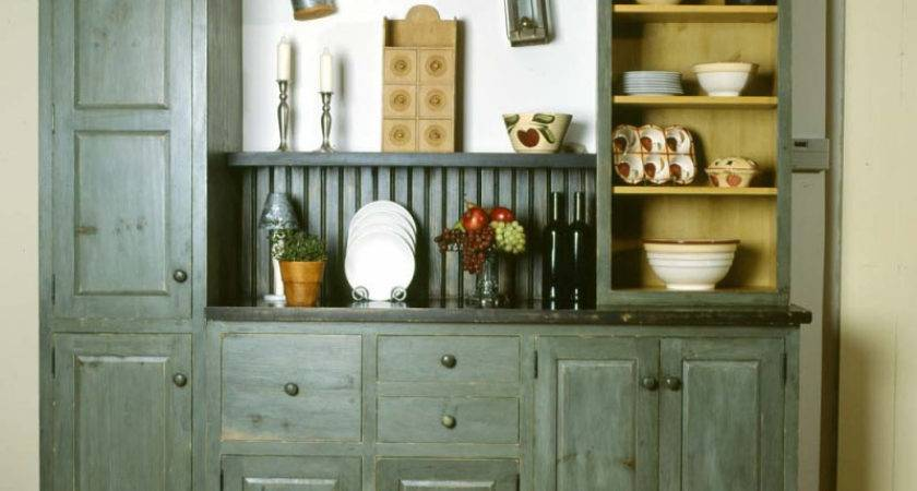 Early American Country Kitchen Cabinets Afreakatheart