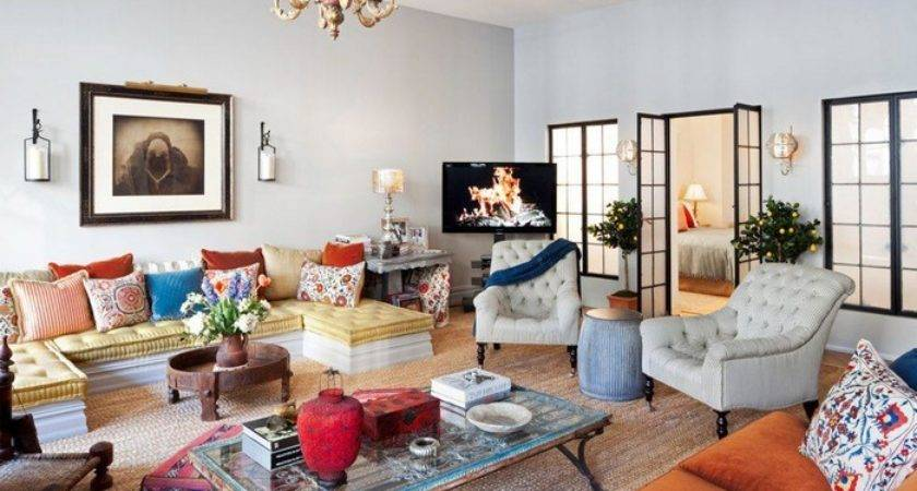 Eclectic Interior Design Style Ideas Home Decoration