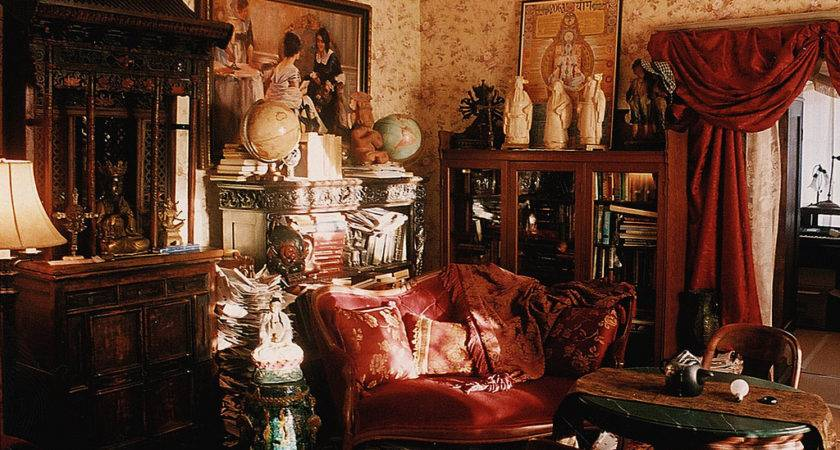 Eclectic Victorian Psychic Living Room Set Decorator Rick