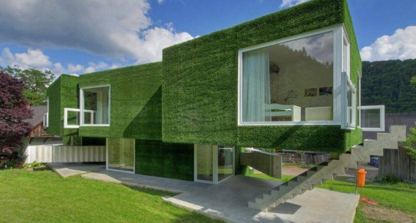 Eco Friendly House Designs Plans