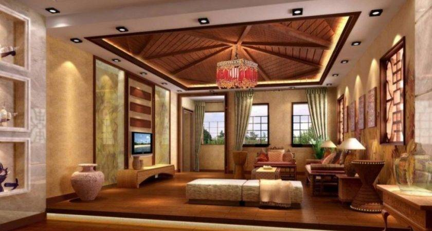 Elegant Ceiling Designs Living Room Home