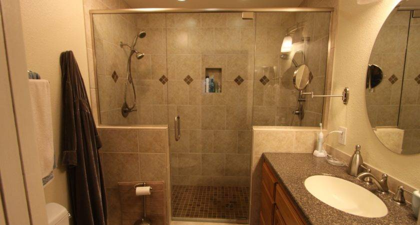 Elegant Small Space Bathroom Design Remodeling