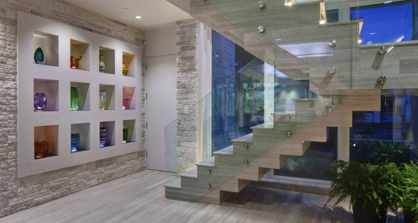 Elements Modern Floating Staircases Phil Kean Design