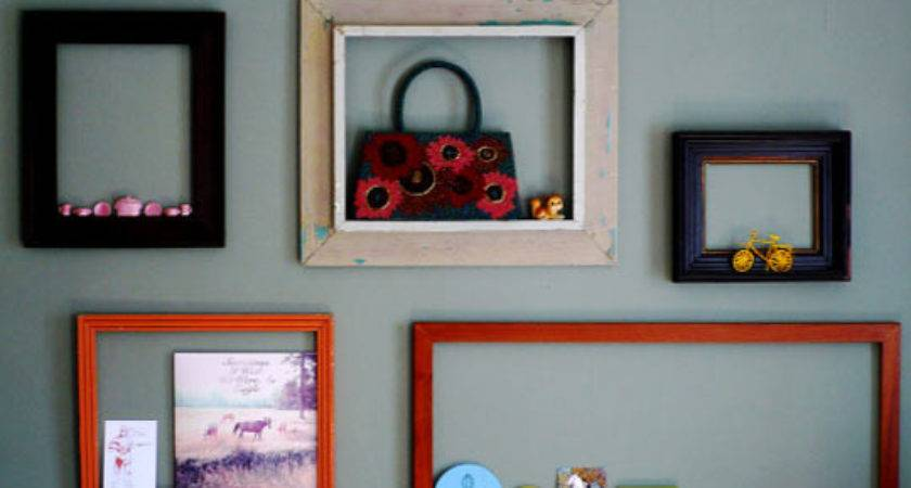 Empty Frames Decorate Home Ultimate Ideas