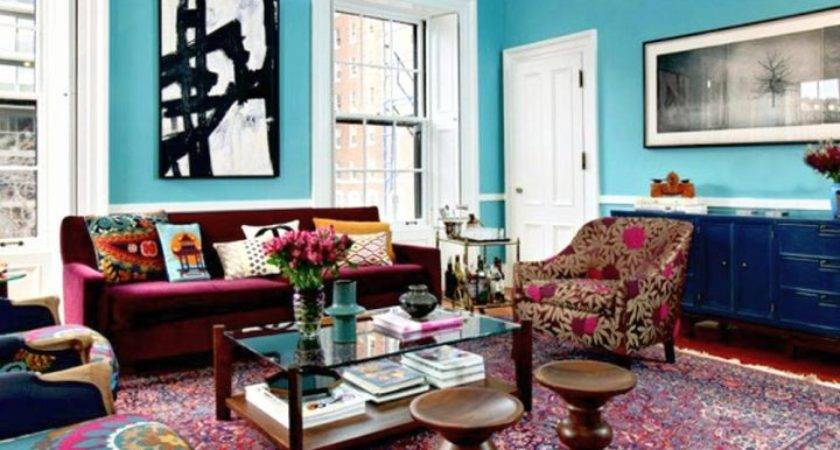 Enchanting Eclectic Small Living Room Decorating Ideas