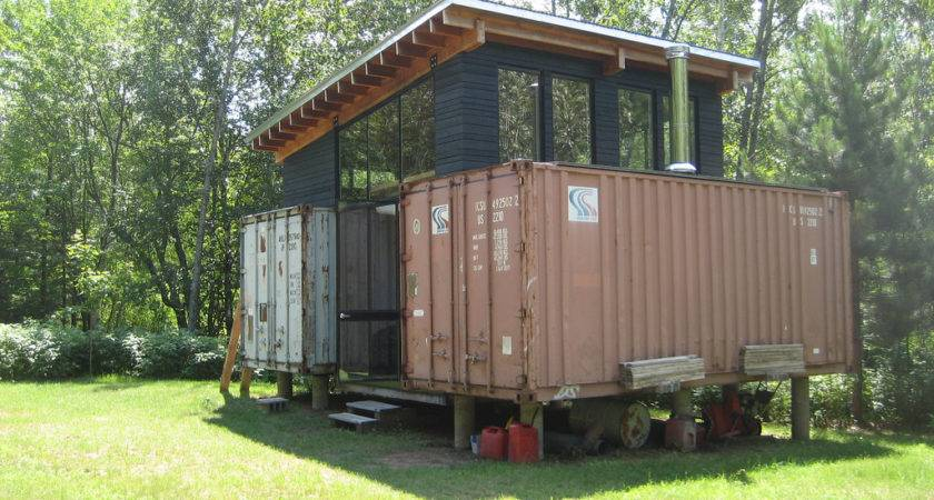 Enemy Fashion Shipping Container Houses