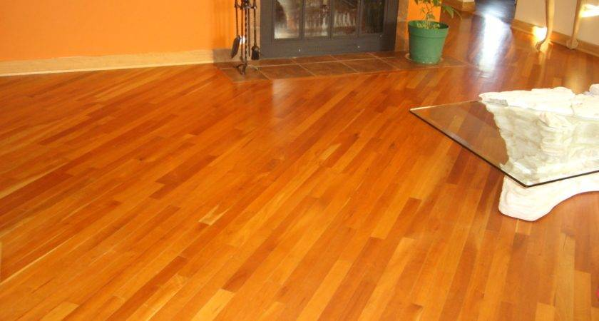 Engineered Wood Laminate Floors
