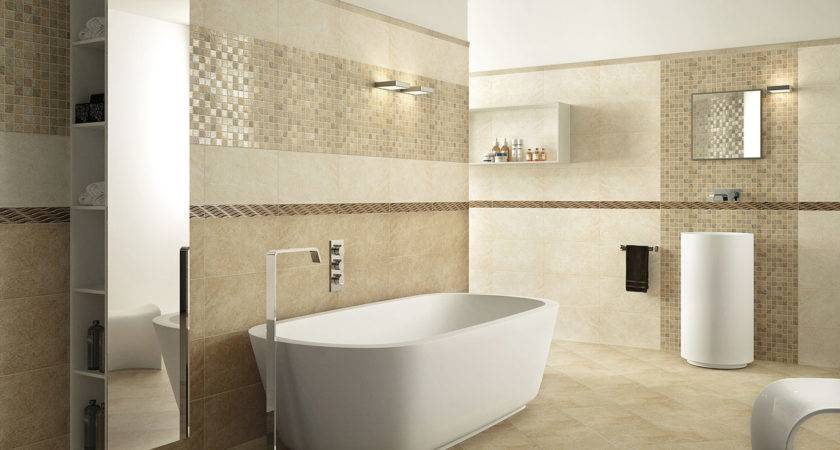 Enhance Your Bathroom Style Tile Ideas