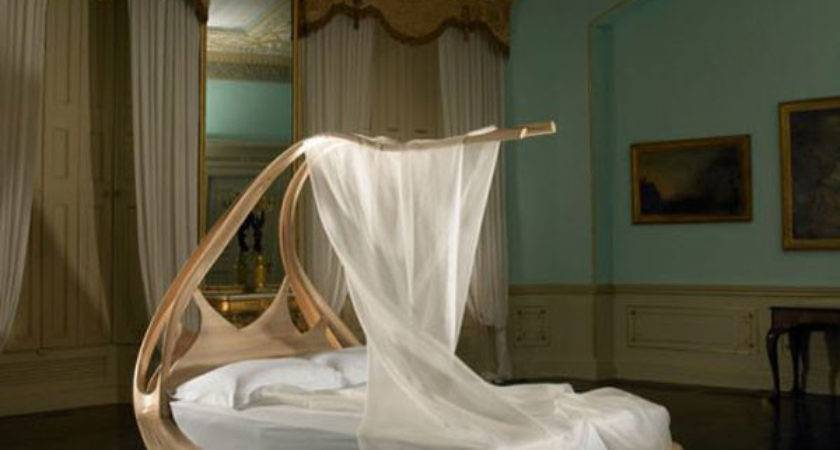 Enignum Canopy Bed Royal Dreaming Freshome