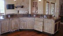 Enjoyable Vintage Kitchen Designs White Distressed