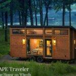 Escape Traveler Tiny House Wheels