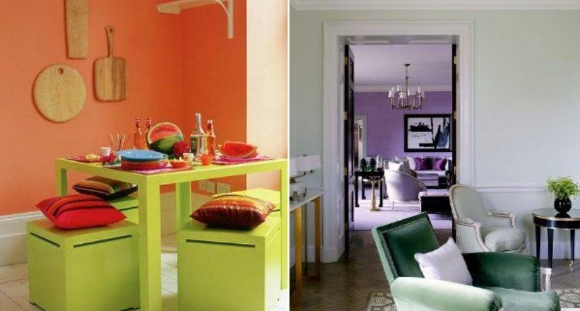 Examples Successful Color Schemes Frugal Homemaker