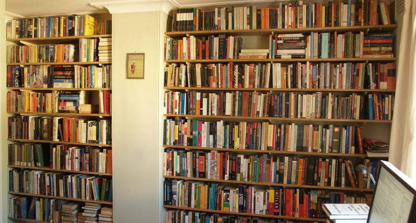 Excellent Examples Wall Mounted Bookshelves
