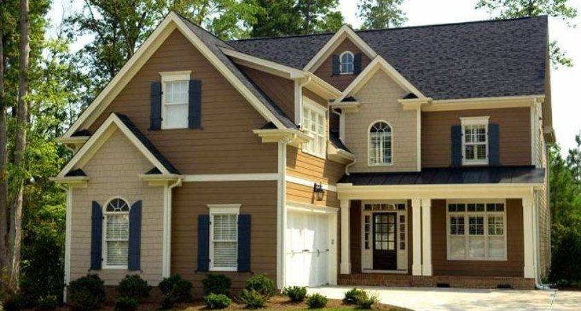 Exterior Home Paint Color Ideas Painting