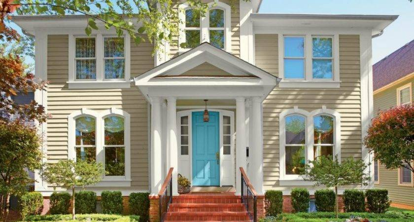 Exterior House Colors Should Have Midcityeast