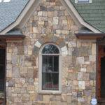 Exterior Stone Work Home Design