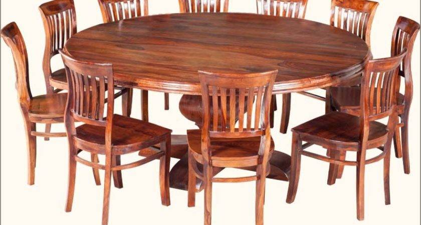 Fabulous Round Dining Table Silo Christmas