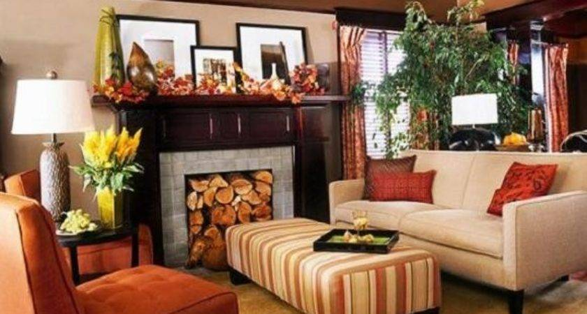 Fall Decorations Your Living Room